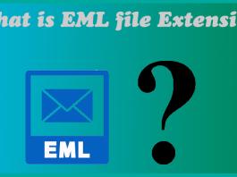 EML file extension